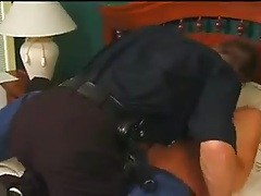 Twink Fucked by Officer Twink