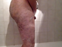 Saturday shower with cum