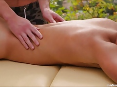 Sexy Gay Stud Gives A Sensual Massages