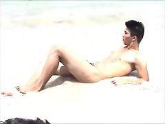 Thai gay asian