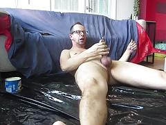 Cum shot for Jay