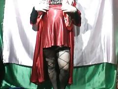 CAROLINA CROSS RED
