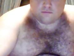 Big chubby bear shooting