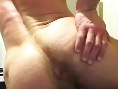 Asshole & huge cock