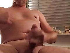 dad masturbating