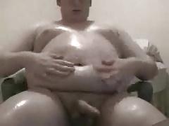 CHUBBYBOY AND CUMM + BIG BELLY