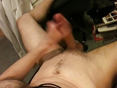 Master blaster - count down to huge cumshot self facial