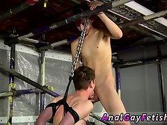 Punishing The Sexy New Boy