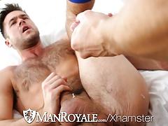 ManRoyale - Hung Bottom Fucked Hard