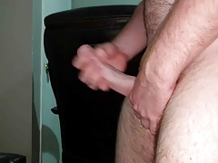 Foreskin and a big load !