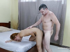 Daddy Barebacks Asian Boy Prinz