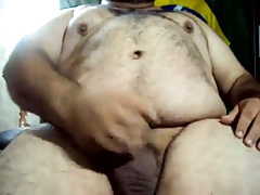 Big Cum on Skype