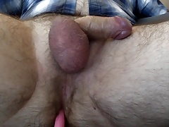 edging hand job whit prostate massage part 1