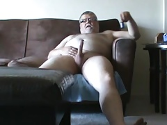 Couch Wank