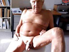 grandpa on cam
