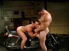 Muscle dudes