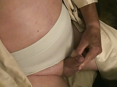 Stephanie likes touching hhr tiny dick