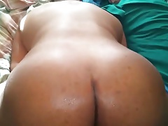 Finger His Booty