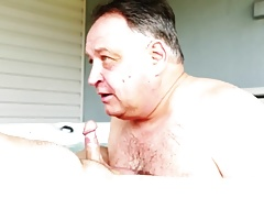 Grandpa blowjob series - 29