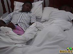 African amateur cocksucking bbc