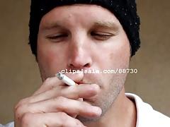 Smoking Fetish - Cody Smoking Video 3