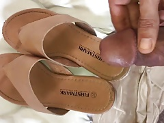 Arabic sexy sandals big cum