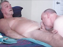 Foreskin, Fellatio And Two Fulsome Loads From Farmer K.