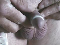 Choked Tiny Penis