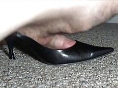 Warm Heels Hump and Cum