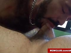 Hairy Spaniards Fucking