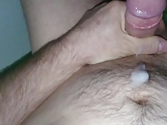 Eating my cum