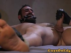 Edged muscle stud gets dominated
