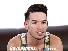 Cute Guy On Casting