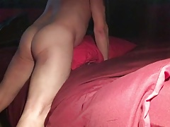 Daddy pillow humping