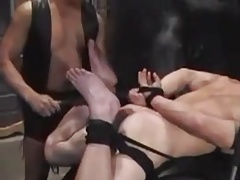 Muscle slave domination 1