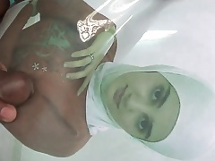 280817MYpeeled dickCUM TRIBUTES HIJABI ARABIC cutiesASSETS-3