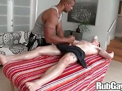 Sweet gay massage