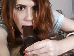 Trap Choking On A Dick #2