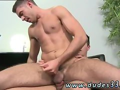 Gay porn tube with cock riding