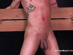 DreamBoyBondage Gay Bondage Twink Torture BDSM Whipping