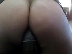 Big booty in training