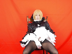 Japan cosplay cross dresse111