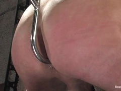 Jason Miller enjoys being tortured and fucked in BDSM scene