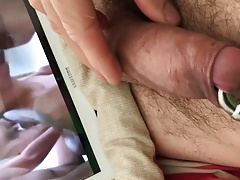 cum my piercing dick good morning