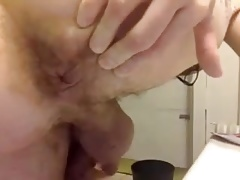 handsome daddy's hot ass with 9 inch (web cam)