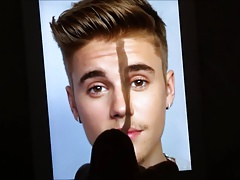 Justin Bieber Cum Tribute #2