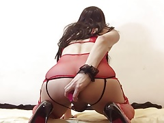 Black and Red (Crossdresser) (Extended Cut)