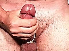 Milking My Cock