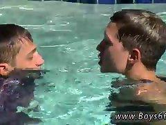 Chris & Ryan Pool Piss and Fuck