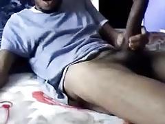 Monster cock on Webcam